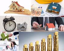 货币金融商务人士摄影高清图片