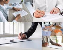 签订协议商务人士摄影时时彩娱乐网站