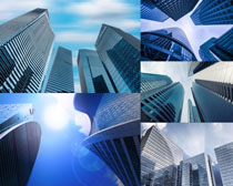 高樓大廈建筑攝影高清圖片