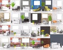 室內家居布置攝影高清圖片