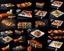 寿司国外食物摄影高清图片