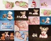 写真国外宝宝摄影高清图片