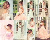 新娘婚纱摄影高清图片