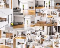 复式楼房设计风格摄影高清图片