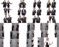 商务男女士摄影高清图片