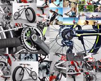 自行車運動攝影高清圖片