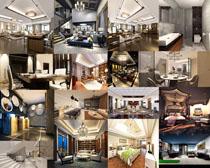 歐式建筑室內設計攝影高清圖片
