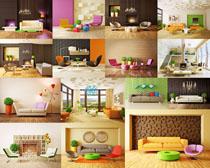 簡約室內設計攝影高清圖片