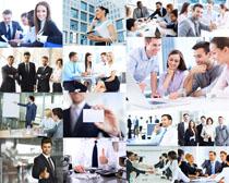 商务合作团队精神摄影高清图片