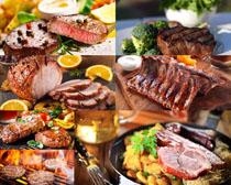 牛排美食食物摄影高清图片