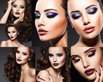 美容化妆肌肤美女摄影高清图片