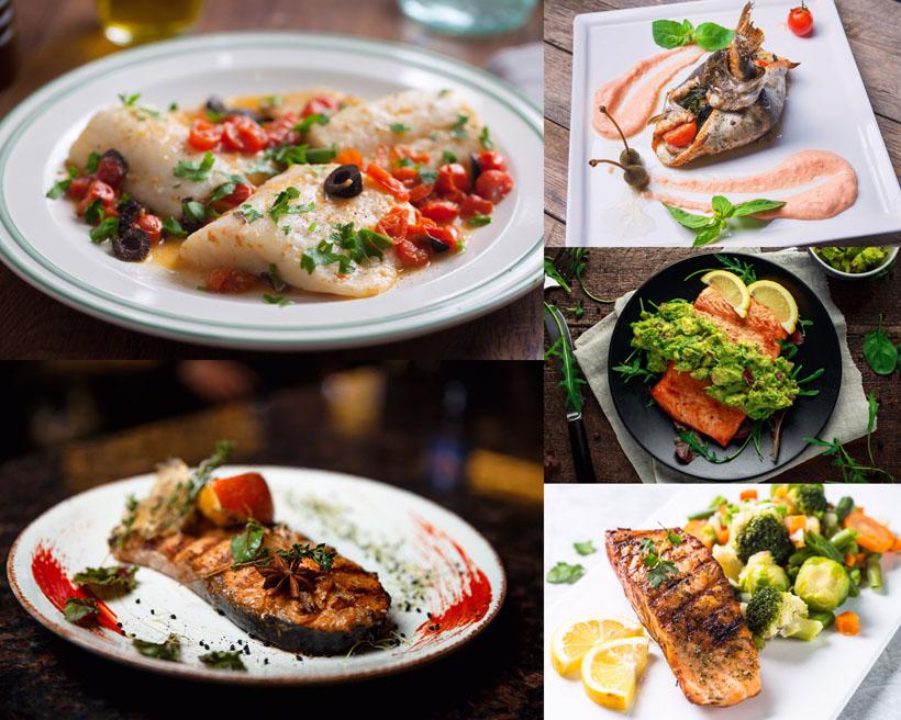 鱼块食物美食摄影高清图片