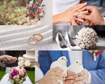 浪漫爱情夫妻摄影高清图片