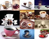 咖啡饮料摄影高清图片