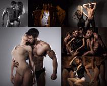 性感男女模特拍摄高清图片