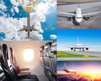 航空飞机摄影高清图片