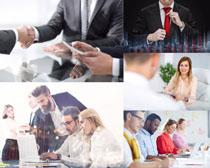 商务办公室人物摄影高清图片