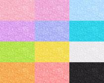 色彩方块格背景高清图片