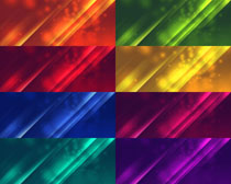 条纹色彩背景图高清图片