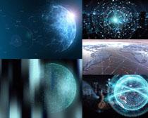 地球科技摄影高清图片