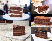 蛋糕巧克力甜品展示摄影高清图片
