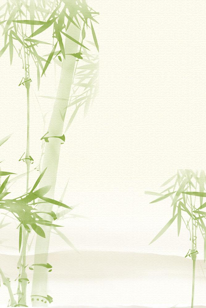 psd素材 文化艺术 > 素材信息   关键字: 竹子水墨画背景风景中国风绘