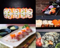 寿司食物拍摄高清图片