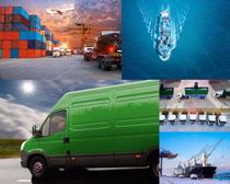 交通运输工具摄影高清图片