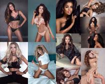 寫真性感模特美女攝影高清圖片