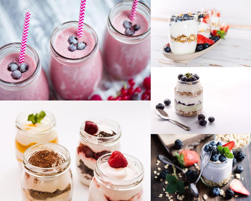 奶油甜品摄影高清图片 - 爱图网设计图片素材下载