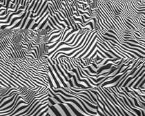 斑马条纹背景摄影高清图片