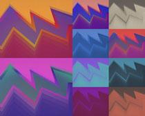 色彩图案背景摄影高清图片