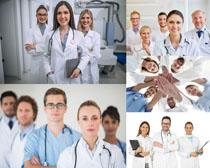 职业欧美医生摄影高清图片