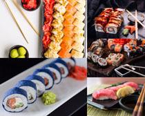 寿司日本美食摄影高清图片