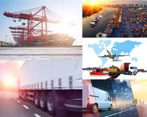 交通运输货运拍摄高清图片