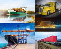 海陆运输交通工具摄影高清图片