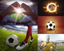 狂熱足球拍攝高清圖片