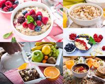 水果豆糊食物摄影高清图片