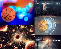體育籃球攝影高清圖片