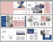 家装宣传画册设计PSD素材