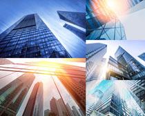 建筑玻璃大樓攝影高清圖片