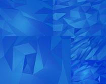 蓝色形状背景摄影高清图片