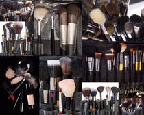 美容化妆笔摄影高清图片