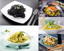 中餐食物粉条摄影高清图片