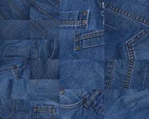 牛仔裤子背景摄影高清图片