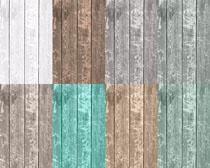 木条板块背景摄影高清图片