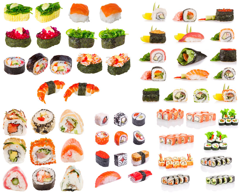 日本的寿司_日本寿