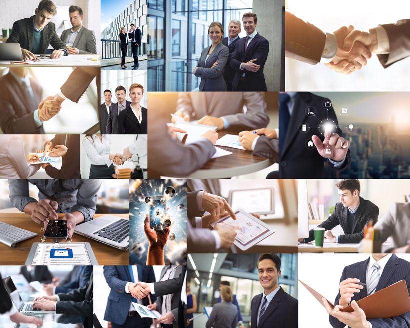 职场商务人士合作摄影时时彩娱乐网站