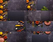食材调料展示拍摄高清图片