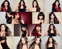 欧美美女发型展示摄影高清图片